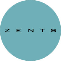 Zents logo